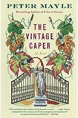 The Vintage Caper (Sam Levitt Capers Book 1) Kindle Edition