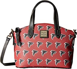 Dooney & Bourke NFL Signature Ruby Bag
