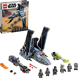 LEGO® Star Wars™ The Bad Batch™ Attack Shuttle 75314Building Kit (969 Pieces)