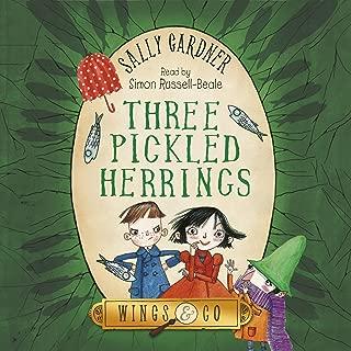 Three Pickled Herrings: Wings & Co 2