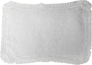 Maine Heritage 2153-S-013 Weavers New England Tradition Cotton Pillow Sham