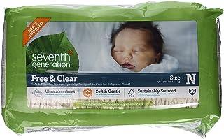 Seventh Generation Newborn Up To 10lb