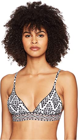 South Winds Fixed Tri Bikini Top