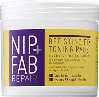 Nip+Fab Bee Sting Fix Toning Pads 80ml