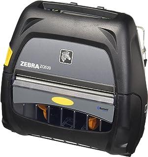 "Zebra Technologies ZQ52-AUE0000-00 Thermal Printer, Portable, ZQ520, 4"" Size, Bluetooth 4.0, 203 DPI"