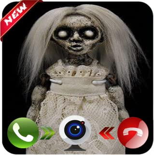Evil Doll Calling At Night - Scary Soul Live Video Caller Id Pro