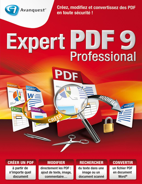 Expert PDF 9 Professional - Version française [Téléchargement]