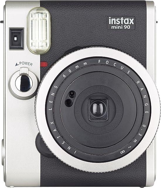 Fujifilm Instax Mini 90 Neo Classic color Negro