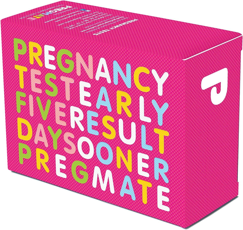 PREGMATE 25 Pregnancy Test Strips (25 Count)