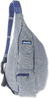 Rope Bag Cotton Shoulder Sling Backpack