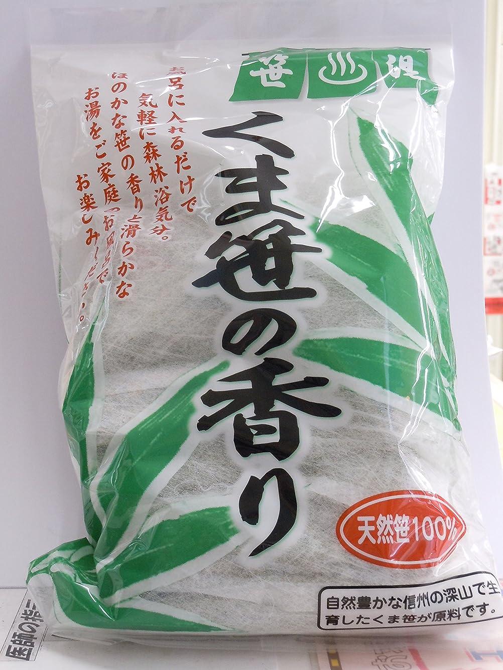 硬さパンチ降ろすサンクロン 信州産 くま笹の香り 天然100% 40gx5包