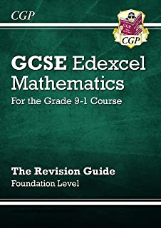 GCSE Maths Edexcel Revision Guide: Foundation - for the