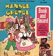 Hansel and Gretel (Illustrated) (Peter Pan book and recording 1948)