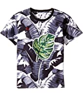 Dolce & Gabbana Kids - Banana Leaf T-Shirt (Toddler/Little Kids)