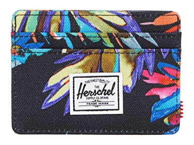 Herschel Supply Co. Charlie RFID (Painted Palm) Wallet Handbags