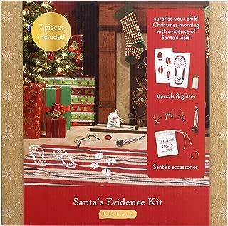 Kate + Milo Santa Evidence Kit, Surprise Your Child This Christmas Season With Evidence of Santa's Visit!