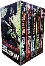 Simon Scarrow Eagles of the Empire Series Collection 5 Books Box Set (Book 1-5) (Under the Eagle, Eagles the Conquest, Whe...