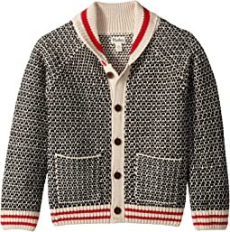 Shawl Collar Cardigan (Toddler/Little Kids/Big Kids)