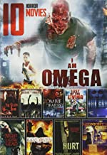 10 Horror Movies: Hurt / The Cry/Ray Coven / Midnight's Child / The Cellar Door / Hide and Creep / Zombie Dearest / Last Of The Living / Night of the Living Dead / I am Omega