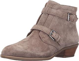 أحذية نسائية طويلة حتى الكاحل من Franco Sarto، رمادي داكن، 6 M US