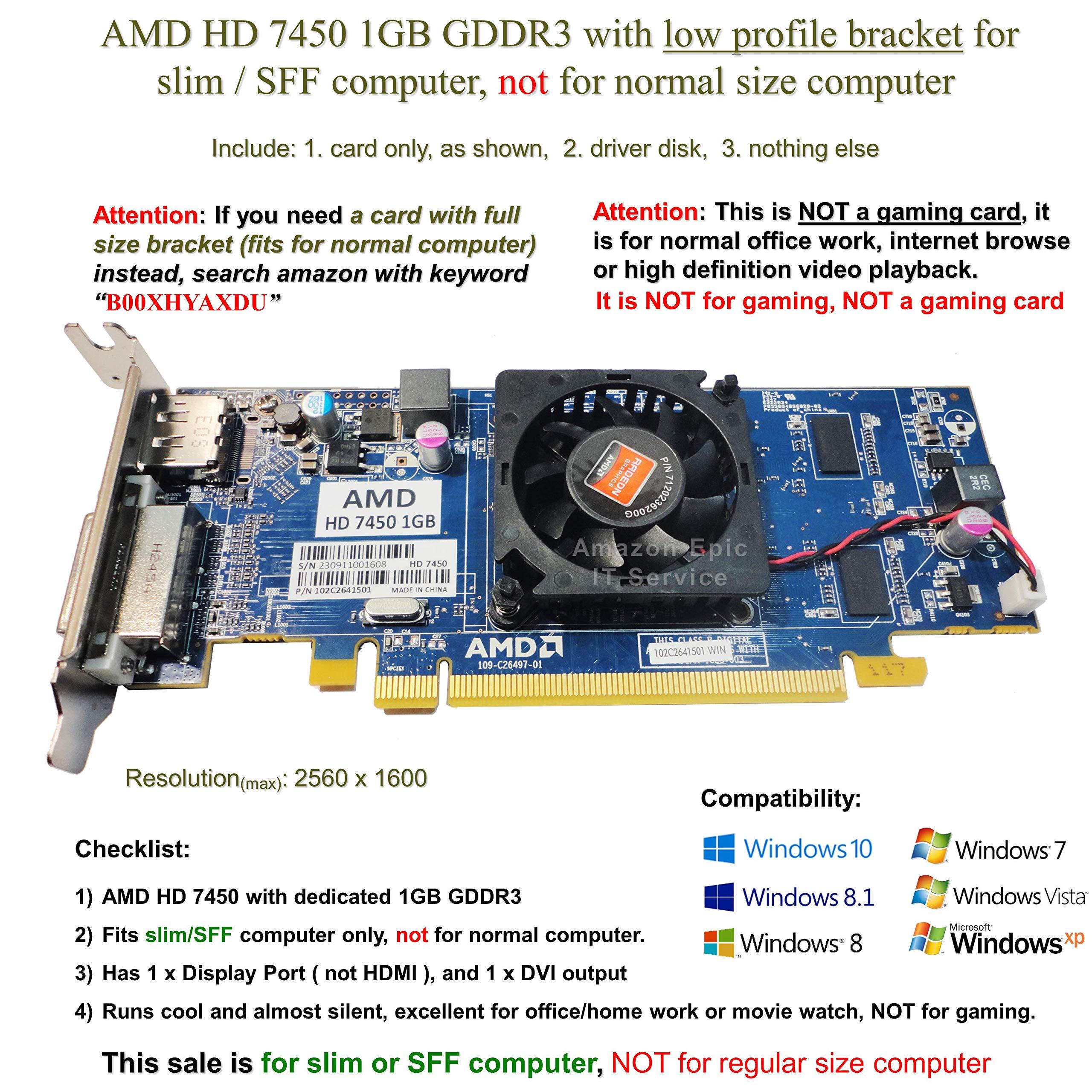 Radeon Hd 7450 Dp 1gb