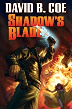 Shadow's Blade (The Case Files of Justis Fearsson Book 3)