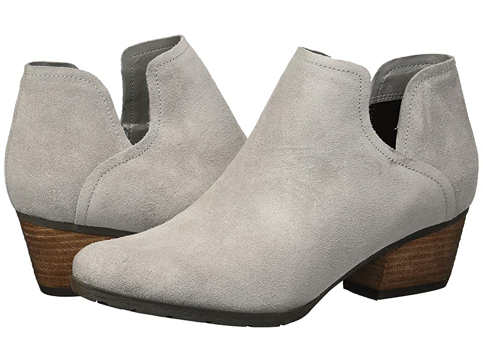Blondo Victoria Waterproof (Light Grey Suede) Women