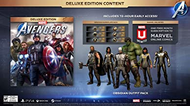 Marvel's Avengers - Deluxe Edition - Xbox One