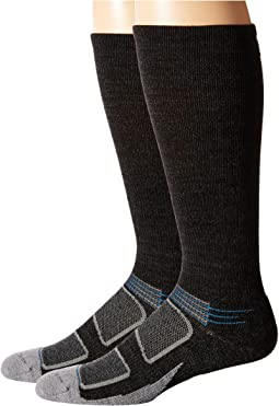 Feetures - Elite Merino+ Light Cushion Crew 2-Pair Pack