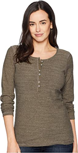 Alpine Henley Top