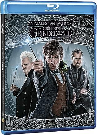 Animales Fantásticos: Los Crimenes de Grindelwald [Blu-ray]