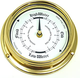 Best brass tide clock Reviews