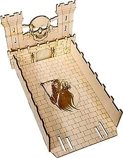 Legendary Dice Thrower Necromancer's Castle