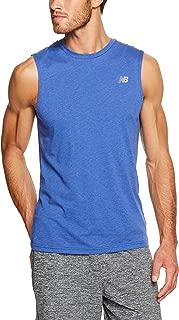 New Balance Men's Heather Tech Sleeveless Shirt