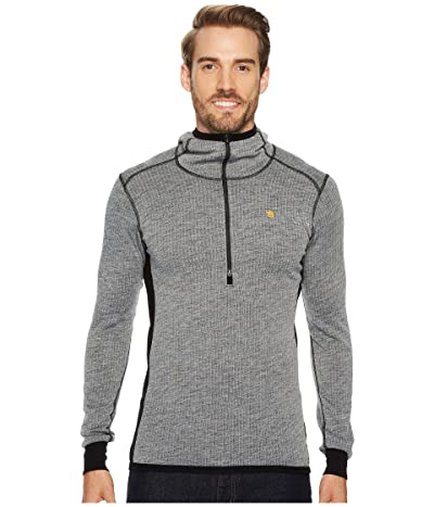 Fjallraven Bergtagen Woolterry Hoodie (Grey) Men