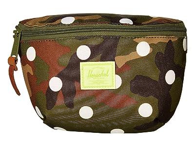 Herschel Supply Co. Fourteen (Woodland Camo White Dot) Bags