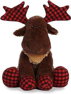 Aurora World Lumberjack Moose, Brown, 17