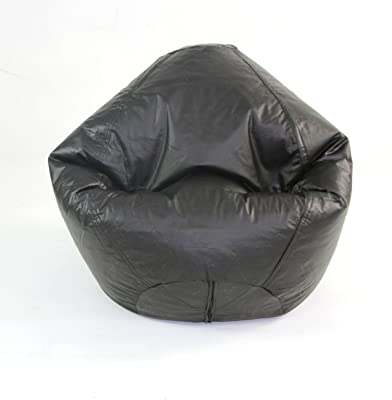 American Furniture Alliance Fun Factory American Furniture Alliance Classic Large Bean Bag Black
