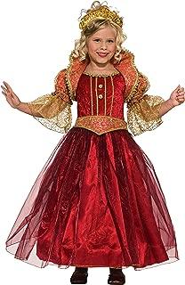 Girls Renaissance Damsel Costume