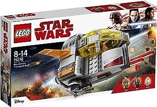 LEGO Star Wars Resistance Transport Pod 75176 Playset Toy