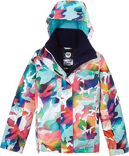 Roxy Jetty - Chaqueta de esquí para niña