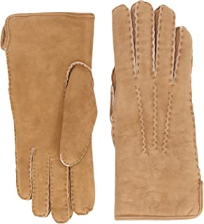 Dents Women's Handsewn Lambskin Gloves With Side Vent & 3 Hand Sewn Stitch Points