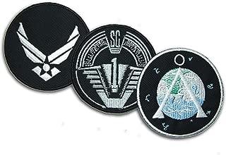 3d Rubber Patch Ghost Fantôme Velcro insigne écusson emblème
