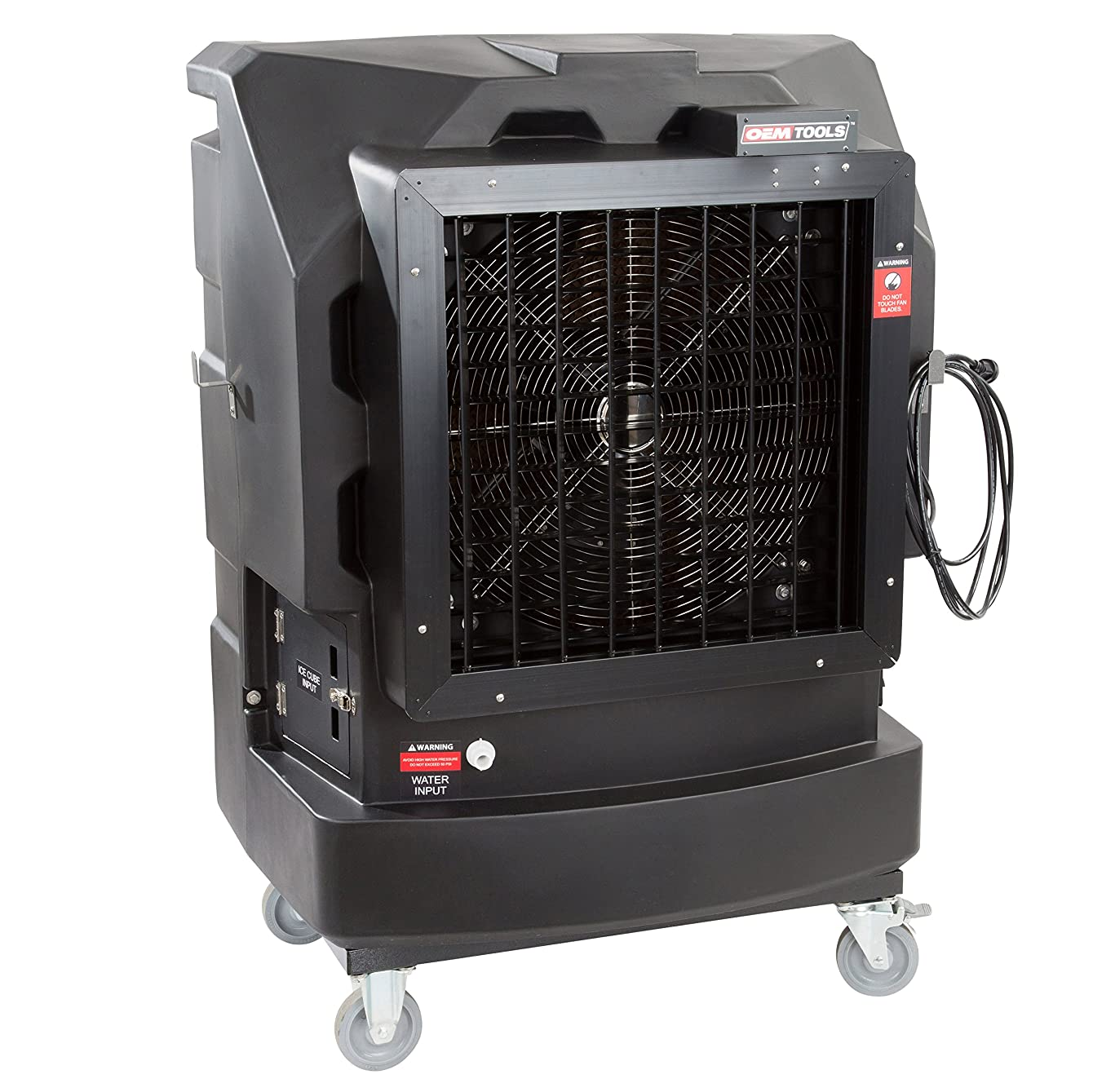 OEMTOOLS 23970 10,600 CFM Variable Speed Evaporative Cooler