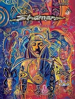 Santana Shaman (Authentic Guitar-Tab Editions)