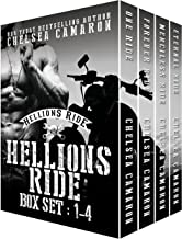 Hellions Ride Box Set 1-4: Hellions Motorcycle Club