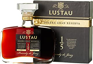Lustau Brandy de Jerez Solera Gran Reserva Family Reserve 1 x 0.5 l