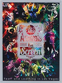 The Animals in Screen [Blu-ray]