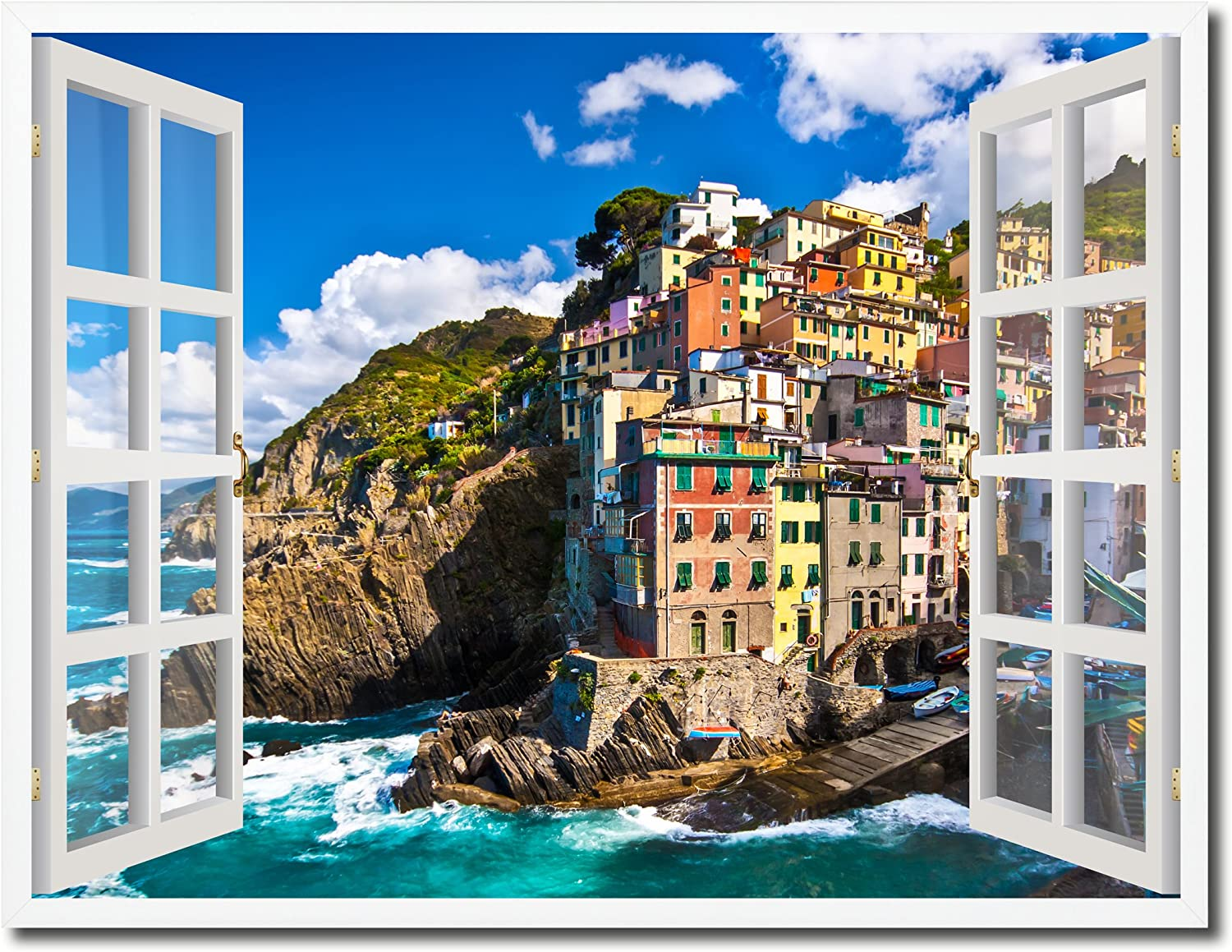 Max 56% OFF SpotColorArt Handcrafted Framed Canvas NEW before selling Print