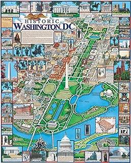 Best washington dc map puzzle Reviews